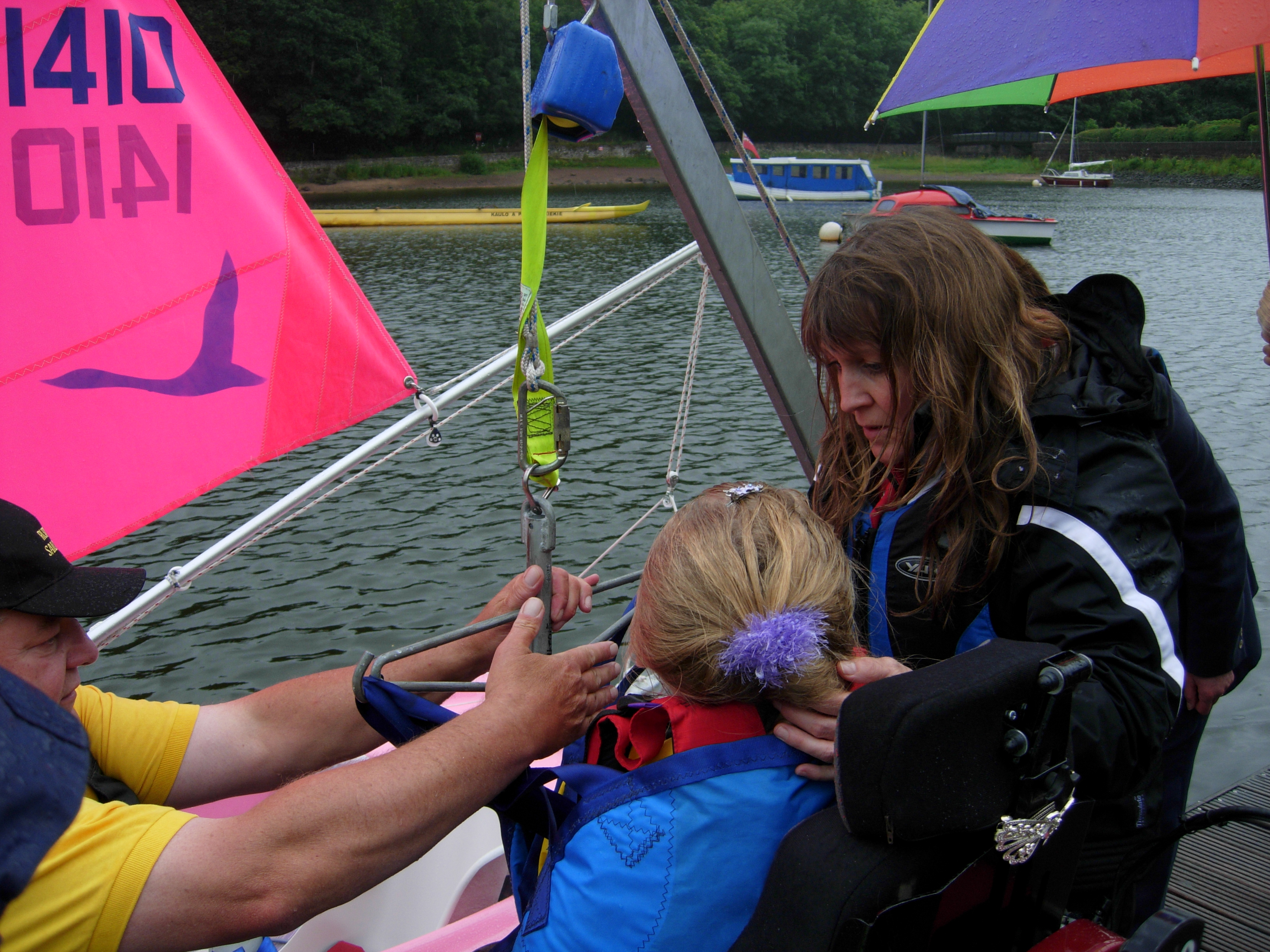 Sailability on Rudyard Lake