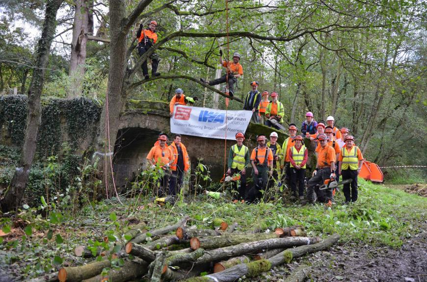 WRG Forestry at Bridge 70